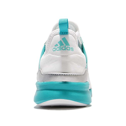 adidas Women's Niya Cloudfoam W, WHITE/GREEN White/Green