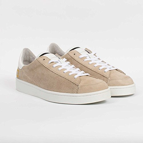 D.A.T.E. Scarpe Sneakers Twist Perforated Uomo Beige M281TWPE-BG