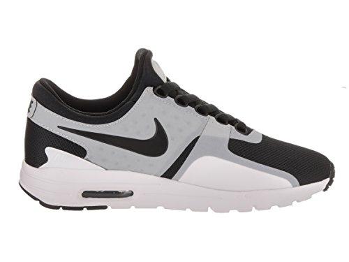 NIKE Women's Air Max Zero White/Black Running Shoe 10.5 Women US by NIKE (Image #5)