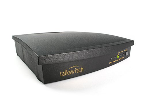 TalkSwitch 484vs 4 Line 8 Analog/IP 8 IP Extension 4 VoIP Trunk Small Business Phone System