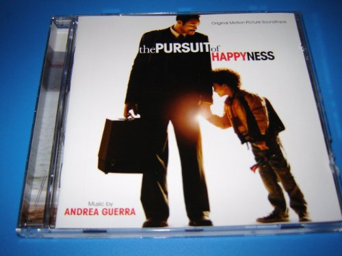 The Pursuit Of Happiness / Original Soundtrack / Varese Sarabande Record / Opening / Being Stupid / Running / Trouble At Home / Rubiks Cube Taxi / Park Chase / Linda Leaves / Night At Police Station / Possibly / Where's My Shoe / To The Game/Touchdown / Locked Out / Dinosaurs / Homeless / Happyness / Welcome Chris -