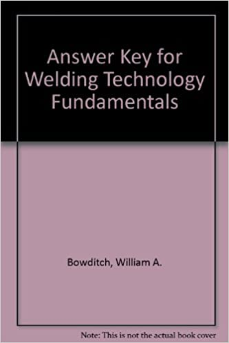 Answer key for welding technology fundamentals william a bowditch answer key for welding technology fundamentals answer key edition fandeluxe Choice Image