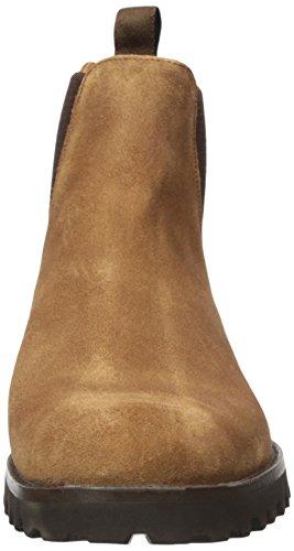 FRYE Men's Tan Chelsea Edwin Boot pgd6pwx