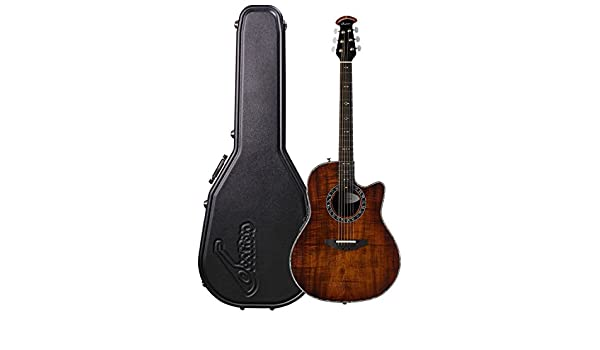 Ovation S de guitarra acústica Legend Plus Deep Contour Cutaway KOA Burst c2079axp de koab: Amazon.es: Instrumentos musicales