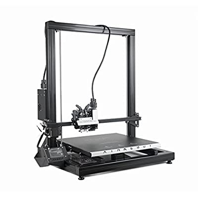 Xinkebot Orca 2 Cygnus Large 3D Printer 15.7 x 15.7 x 18.9 in Build Volume Direct Drive Extruder Aluminum Heated Bed LCD Touch Screen (Dual + Single Extruder)
