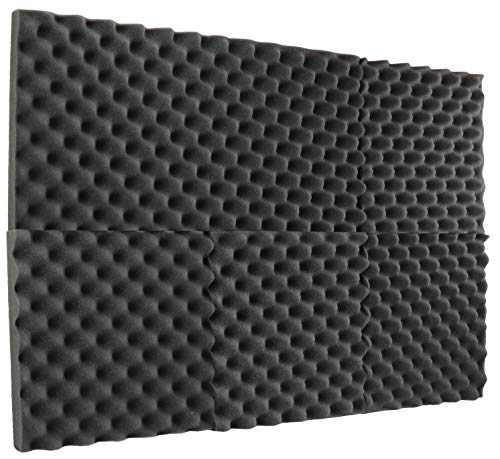 - New Level 6 Pack- Acoustic Panels Studio Foam Egg Crate 2
