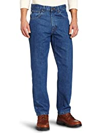 Men's Relaxed Fit Five Pocket Tapered Leg Jean B17
