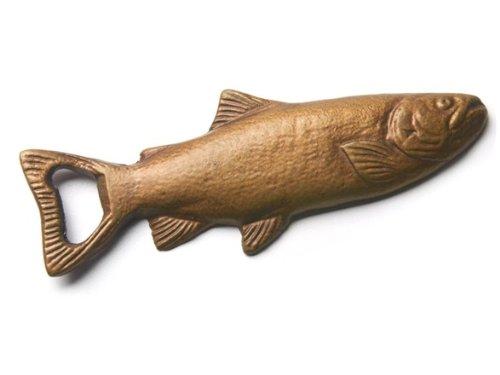Trout Fish Bottle Opener, Fish Bottle -