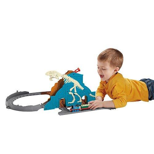 FisherPrice Thomas Friends: Take n Play Roaring Dino Run