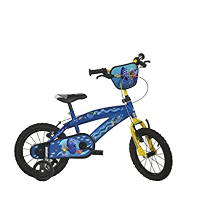 Image of Balance Bikes Dino Bikes 165XC-FD 16-Inch Finding Dory Bicycle
