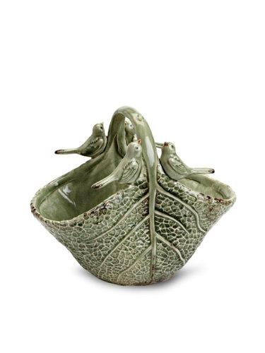 Abbott Porcelain Cabbage Basket by Abbott