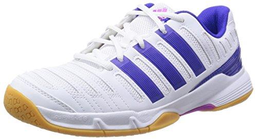 mujer S15 Flash lila pink Ftwr Performance Flash bianco Pink de White adidas Night weiß para de balonmano Zapatillas S15 genérico w0ZznzqHp