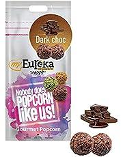 Eureka Dark Chocolate Popcorn Aluminium Pack 140gms