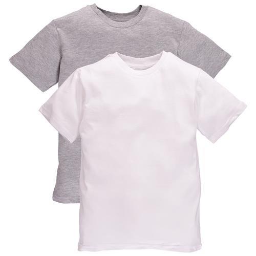 Calvin Klein Boys' Undershirts (Pack of 2)