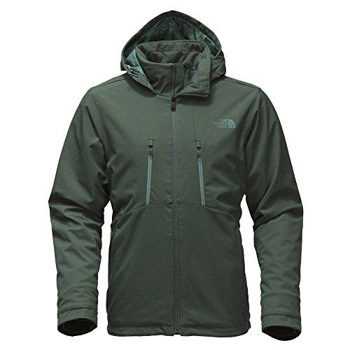The North Face Men's Apex Elevation Jacket - Darkest Spruce/Darkest Spruce - L (Past Season)