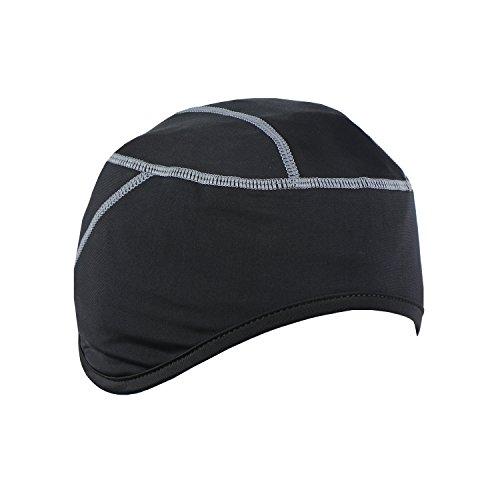 Cycling Winter Grigio Cup Ears Autumn Tofern Nero Impermeabile Wind Sport Unisex Sci Helmet Elastico Under Beanie 5SqZ4wB4I