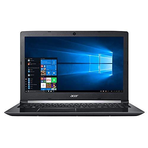"Acer Aspire 3 A315-53-52CF 15.6"" Laptop Computer - Black Intel Core i5-8250U Processor 1.6GHz; Microsoft Windows 10 Home; 4GB DDR4 Onboard RAM; 1TB 5,400RPM Hard Drive"