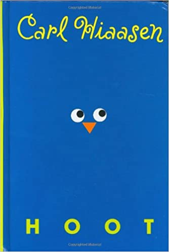Image result for hoot book cover