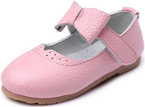 ppxid-girls-bowknot-genuine-leather-ankle-strap-oxford-princess-shoes-pink-125-us-size