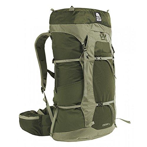 Granite Gear Crown 2 60 Backpack - Women's Fatigue/Dried Sage Regular