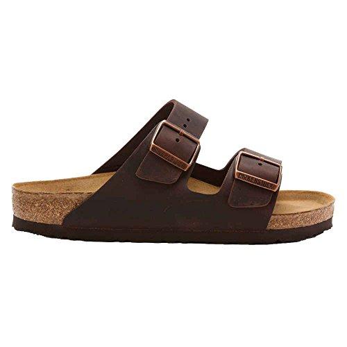 Birkenstock Unisex Arizona Leather Sandals by Birkenstock