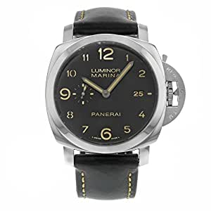 Panerai Luminor Marina automatic-self-wind mens Watch PAM00359 (Certified Pre-owned)