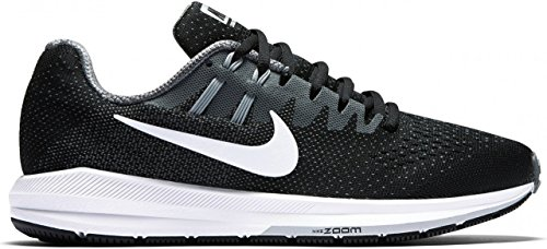 003 20 Noir Zoom wolf Black WMNS Trail cool Grey Nike Structure Grey White de Femme Chaussures Air AwaWpgTqH