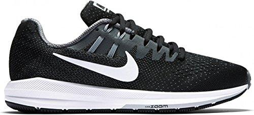 Noir Zoom Chaussures Grey 20 Nike Black 003 Cool Femme de WMNS Air Grey Trail Structure Wolf White XxSxqzTn