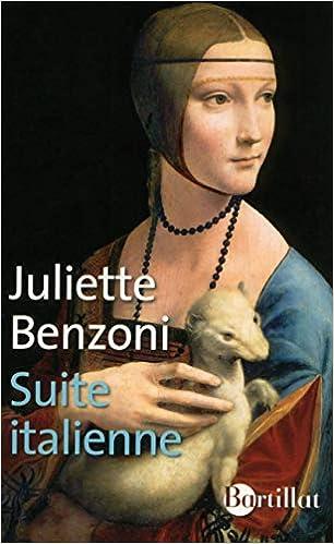 Amazon Fr Suite Italienne Juliette Benzoni Livres