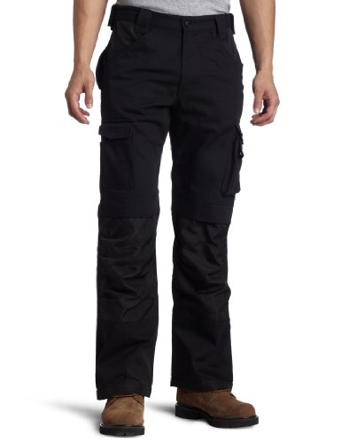 - Caterpillar Men's Trademark Pant (Regular and Big & Tall Sizes), Black, 40W x 36L