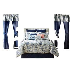 41MvB5S9o3L._SS300_ Coastal Comforters & Beach Comforters