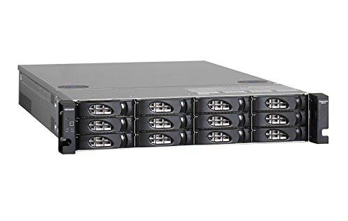 NETGEAR ReadyNAS 4312X Network Attached Storage 2 X 10Gbase-T 2U Rackmount 12 Bay Diskless (RR4312X0-10000S)