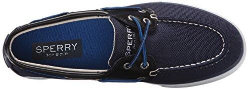 Sperry Top-sider Mens Bahama 2-eye Ballistic Sneaker Di Moda Blu