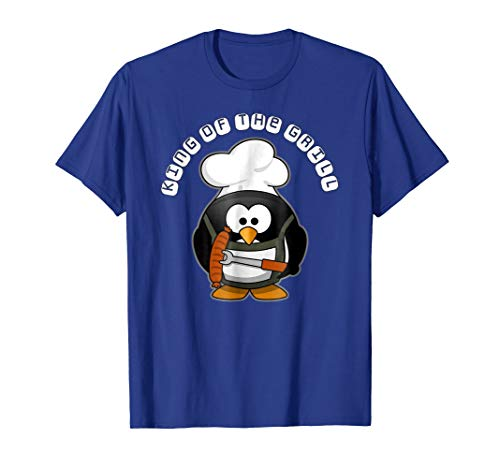 d1ed018a King of the grill cooking out t-shirts the best Amazon price in ...