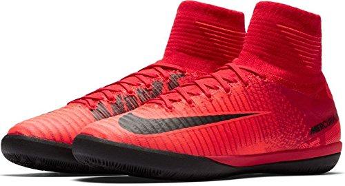 Nike Kids' Jr. Mercurial Proximo II IC Indoor Soccer Shoe (Sz. 5.5Y) Red, Bright Crimson by NIKE