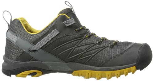 Keen MARSHALL WP M - Casual de material sintético hombre gris - Grau (RAVEN/TAWNY OLIVE)