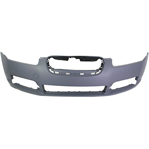 Evan-Fischer EVA1787201591 Front Bumper Cover for Jaguar XF 09-11 Primed W/ Paking Aid Sensors by Evan Fischer