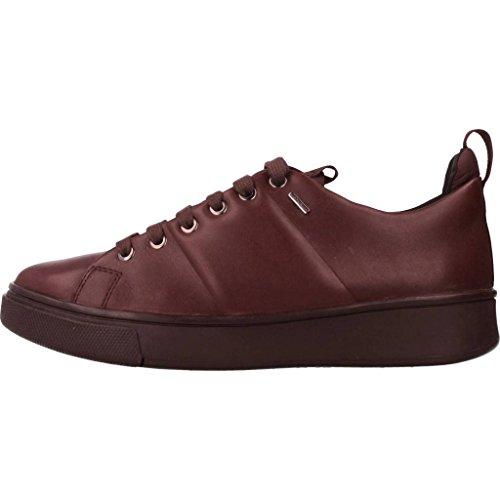 GEOX Calzado deportivo para mujer, color Rojo, marca, modelo Calzado Deportivo Para Mujer D MAYRAH B ABX Rojo