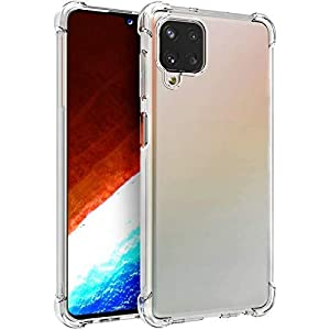 Hifad Case Transparent Back Cover for Realme 8 Pro