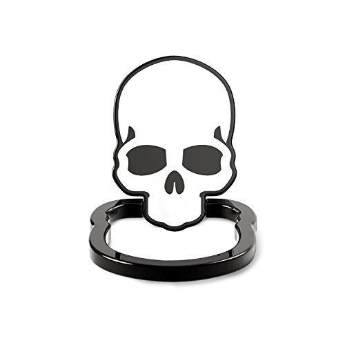 ICHECKEY Cell Phone Ring Holder Ultra-Thin 360° Adjustable Ring Stand Grip Mount Kickstand for iPhone 7/7 Plus, Galaxy S8/S8 Plus and Almost All Cases/Phones