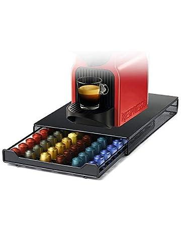 Cajón de Café Cápsulas para Nespresso,HiveNets Soporte de Almacenamiento de Cocina (Capacidad: