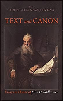 Book Text and Canon
