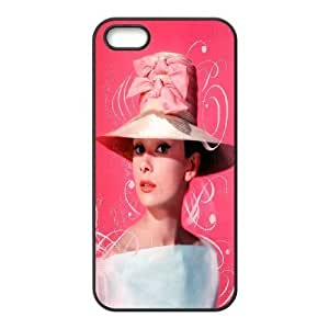 Custom High Quality WUCHAOGUI Phone case Movie & TV Super Star Audrey Hepburn Protective Case For Apple Iphone 6 plus 5.5 Cases - Case-13