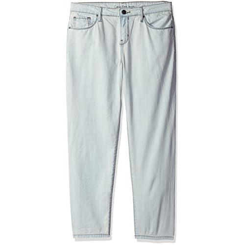 1b12cc0e69 50%OFF Calvin Klein Jeans Women's Boyfriend Jean in Blue Mist ...