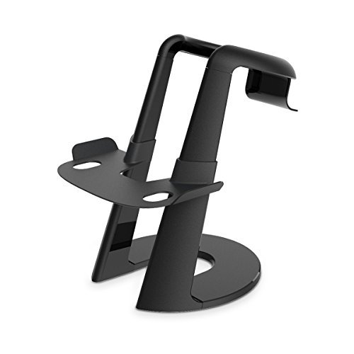 AFAITH VR Stand, Universal VR Display Mount and Headset Holder For Oculus Go 64GB/32GB/256GB, HTC Vive, Samsung Gear VR, SONY PlayStation PS VR by AFAITH (Image #1)