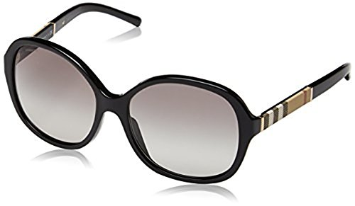 Burberry Women's BE4178 Sunglasses & Cleaning Kit Bundle