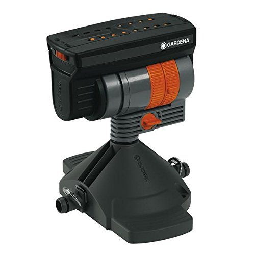 GARDENA OS 90 Micro Drip System Oscillating Sprinkler for Square and Rectangular Areas