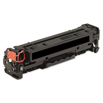 Toner Eagle Compatible Black Toner Cartridge for use in Hewlett Packard Color LaserJet Pro CP1525 CP1525nw (HP 128A). Replaces Part # CE320A.