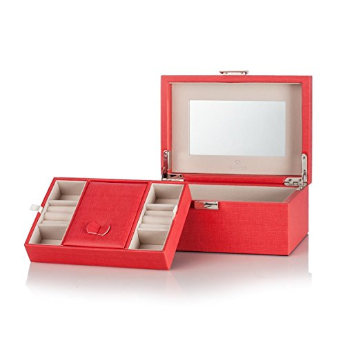 Vlando Pandora Jewelry Box Jewelry Organizer And Storage