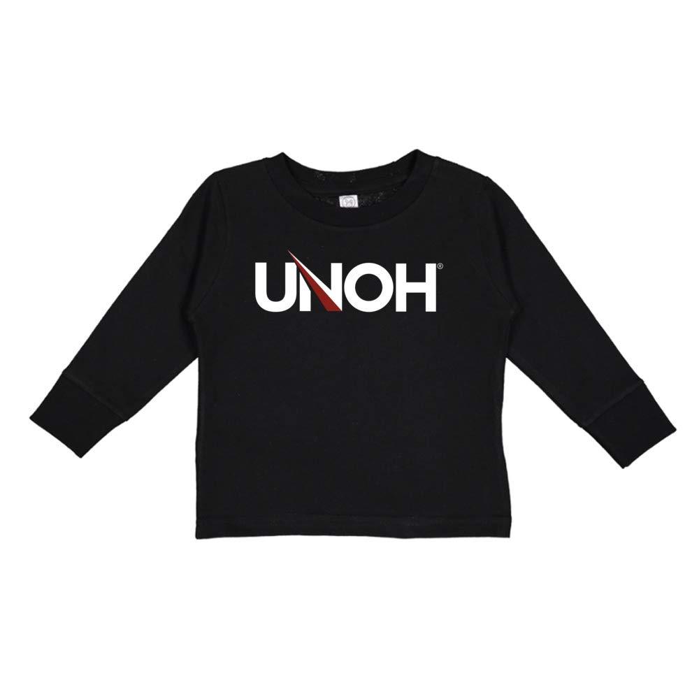 NCAA Northwestern Ohio Racers PPUNO03 Toddler Long-Sleeve T-Shirt